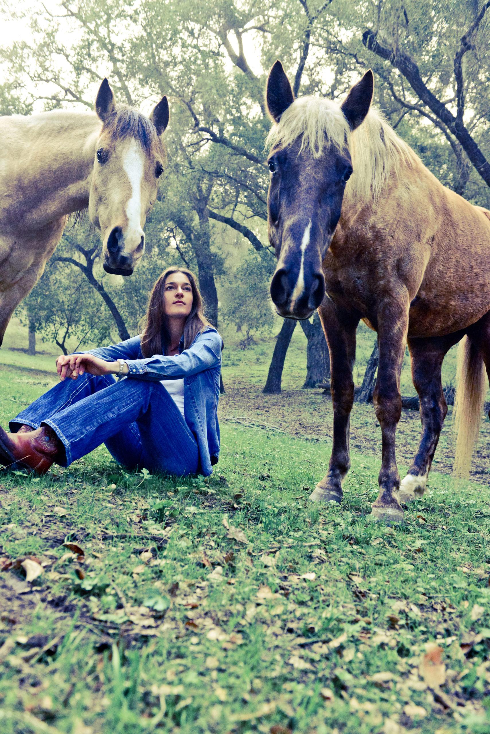 Koelle Simpson personal development retreats equus coaching and trauma life coach